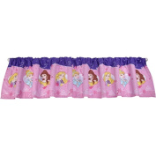 Disney Window Valance, Princess