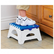 Munchkin Folding Step Stool - Blue