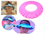 Bella Kids Soft Baby Kids Children Shampoo Bath Shower Cap Hat Wash Hair Shield