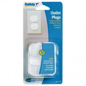 Safety 1st Outlet Plugs 12ea [Health and Beauty]