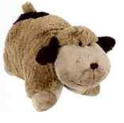 ORIGINAL GENUINE PILLOW PETS CUDDLE PETS - 28cm INCH SNUGGLY PUPPY