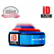 IDme safety identity wristband