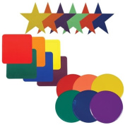 Colours and Shapes Activity Mats