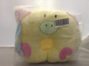 YKS Pig Shaped Baby Infant Toddler Sleeping Support Pillow Prevent Flat Head