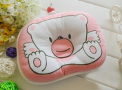 Ankin Little Bear Baby Toddler Safe Cotton Pillow Sleep Head Positioner, Infant Safe Side-sleeping Pillow