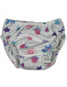My Pool Pal - Toddler Girls Starfish Reusable Swim Nappy