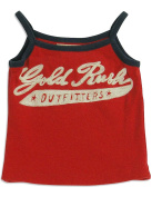 Gold Rush - Infant And Toddler Girls Tank Top
