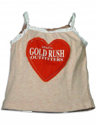 Gold Rush Outfitters - Infant Girls Heart Logo Tank Top