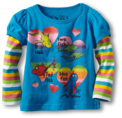 Baby Togs Baby-girls Infant Long Sleeve Tee