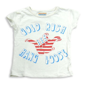 Gold Rush Outfitters - Infant Girls Cap Sleeve T-Shirt