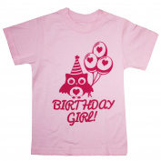 Happy Family I'm The Birthday Girl Cute Owl T-Shirt