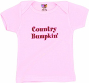 """Country Bumpkin'"" Pink T-Shirt"