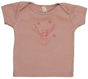 TwOOwls Fairy Short Sleeve Tee -100% organic cotton-Made in the USA
