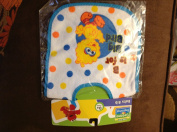Sesame Street Baby Bib ~ B is for Big Bird