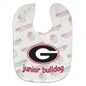 NCAA College Full Colour Mesh Baby Bibs