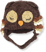 San Diego Hat Unisex-Baby Infant Sleeping Owl Hat