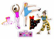 Edushape Magic Creations Bath Playset - Let's Dance