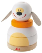 Sevi - Wooden Stacking Toy - Dog