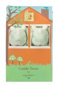 Angel Dear Blankie Cuddle Twin Set - Green Dinosaur