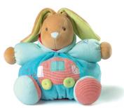 Kaloo Bliss Chubby Rabbit with Car