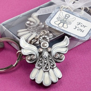 Angel design keychain favours