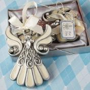 Shimmering Angel Ornament Favour