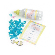 Baby Shower Invitations In A Bottle