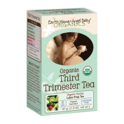 Earth Mama Angel Baby Pregnancy Third Trimester Tea 16 tea bags