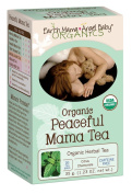 Earth Mama Angel Baby Pregnancy Peaceful Mama Tea 16 tea bags
