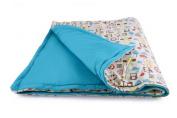 Pattern Baby Stroller Blanket