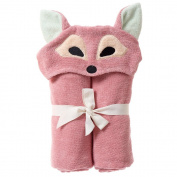 Bath Wrap - Playful Fox - Woodland Collection by Zoe Shaw