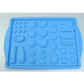 Silicone Assorted Shape Mould Qty 1