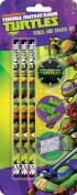 Anker Turtles Pencil and Eraser Set
