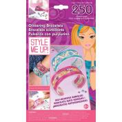 Style Me Up SMU Crystal Glitter Bracelets Impact Box