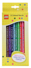 Lego Colouring Pencils 12 Pack