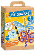 Artzooka Flying Clothespins