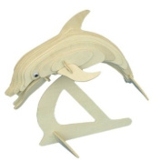 Dolphin - Woodcraft Construction Kit