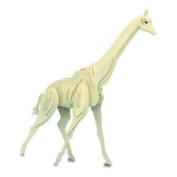 Giraffe - Woodcraft Construction Kit