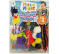 MISTER MAKER PENCIL TOPPERS MAKING KIT KIDS CHILDREN CRAFT PLAY