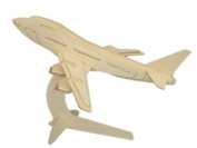 Boeing 747 - Woodcraft Construction Kit