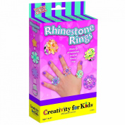 Creativity for Kids Rhinstone Rings Mini Kit