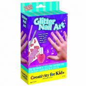 Creativity For Kids Activity Kits, Glitter Nail Art