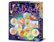 Great Gizmos Glow In The Dark Fairy Buttons