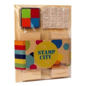 Seedling My Stamp City Kit