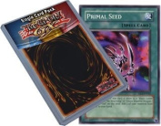 Yu Gi Oh : DR2-EN042 Unlimited Edition Primal Seed Common Card -