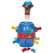 13cm Pop The Pirate Mini Game - Great For Travelling