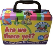 Are We There Yet. Travel Game