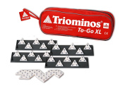 GOLIATH Triominos To Go XL 2 - 4 players, aged 6 years