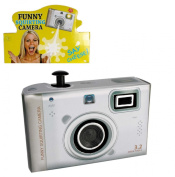 Joke Toy Squirting Camera