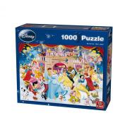 King Disney Holiday on Ice Jigsaw Puzzle